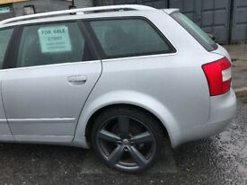 Audi rs6 alloys & Tyres 19' free Del