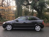 Vauxhall Astra 1.6 Sxi 2002/51 Excellent condition