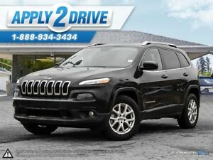 2016 Jeep Cherokee 4x4 Great for Winter Roads