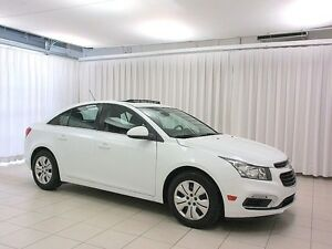 2016 Chevrolet Cruze LT TURBO SEDAN w/ SUNROOF, BLUETOOTH & BACK