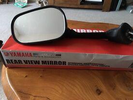 Yamaha Rear View Mirror