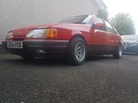 1989 Ford Sierra Hatch 2.0 EFI Twincam