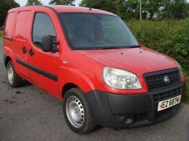 06 Fiat Doblo 1.3 diesel long psv cheap tax easy run
