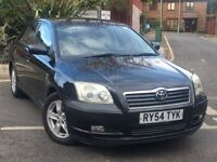Toyota avensis 2.0 diesel manual 2005 good condition in and out