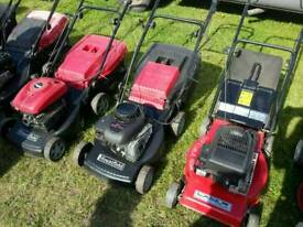 Lawnmowers in sstock for sale