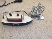 Trinket boats