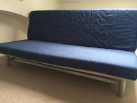 Brilliant IKEA sofa bed 'Lovas' for sale. Used but built to last, still very comfy and good looking