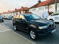BMW X5 3L DIESEL 2004 HPI CLEAR FULL SERVICE HISTORY not land cruiser Range Rover ml 270 Benz