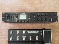 Line 6 Pod HD Pro X & FBV Shortboard Mkll