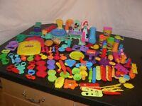 Playdough Mega Bundle 120+ Pieces