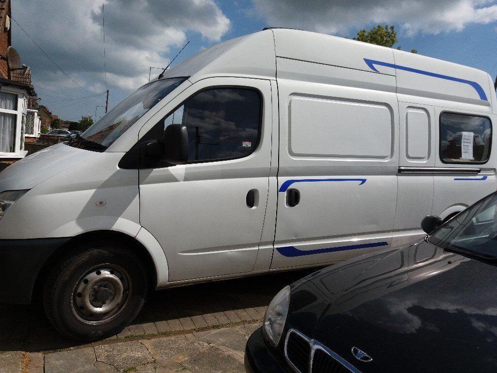 Good Van Conversion For Trips Away 35T 120lwb Ehr