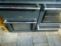 Belling country chef range cooker.