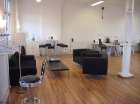 SELF CONTAINED OFFICES IN CITY EC1M over 1000sqft