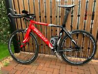 Specialized S-Works TT / Time Trial Bike As New
