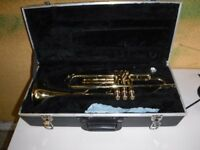 Amati Kraslice TR-211 student level trumpet in excellent condition.