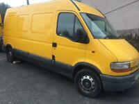 Renault master breaking for spares