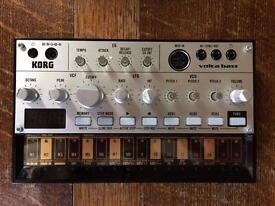 KORG Volca Bass sequencer