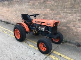 Kubota b6000 compact tractor, ready for work