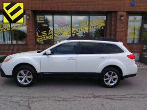 2014 Subaru Outback 3.6R Limited - Navi, leather, back up camera