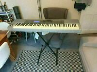 M-Audio Keystation Pro 88 USB MIDI Controller Keyboard good condition and fully working
