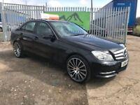 2014 Mercedes C220 C Class Diesel Executive SE **FINANCE AND WARRANTY** (a4,320d,passat)