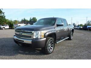 """2011 Chevrolet Silverado 1500 4WD Crew Cab 143.5"""" LS Cheyenne Ed"""