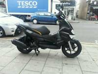 Gilera Runner 125 Black Soul Edition