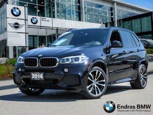 2016 BMW X5 xDrive35i - M Sport - Premium Package Enhanced
