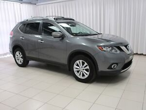 2014 Nissan Rogue SV AWD 7PASS SUV w/ BLUETOOTH, SUNROOF, NAVIGA