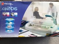 A4 Rexel Document Binder - Brand New