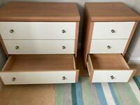 Chest of drawers / Bedside table / Wardrobe