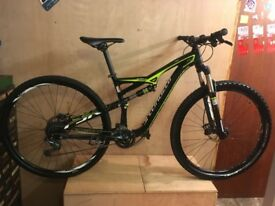 Specialized Camber 2015 Mountain Bike ex-hire fleet 29er