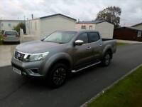 Nissan navarra pickup