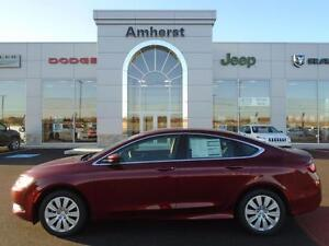 2016 Chrysler 200 LX $127* Bi-weekly MSRP $27,490 NOW ONLY $20,2