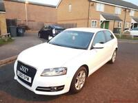 Audi A3 Sport Tdi Manual Smooth drive Good Condition