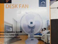 9 Inch Fan (New) - Only Few left