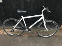Ammaco Dresden Hybrid Bike. Excellent Condition. Serviced, Free Lock, Lights, Delivery