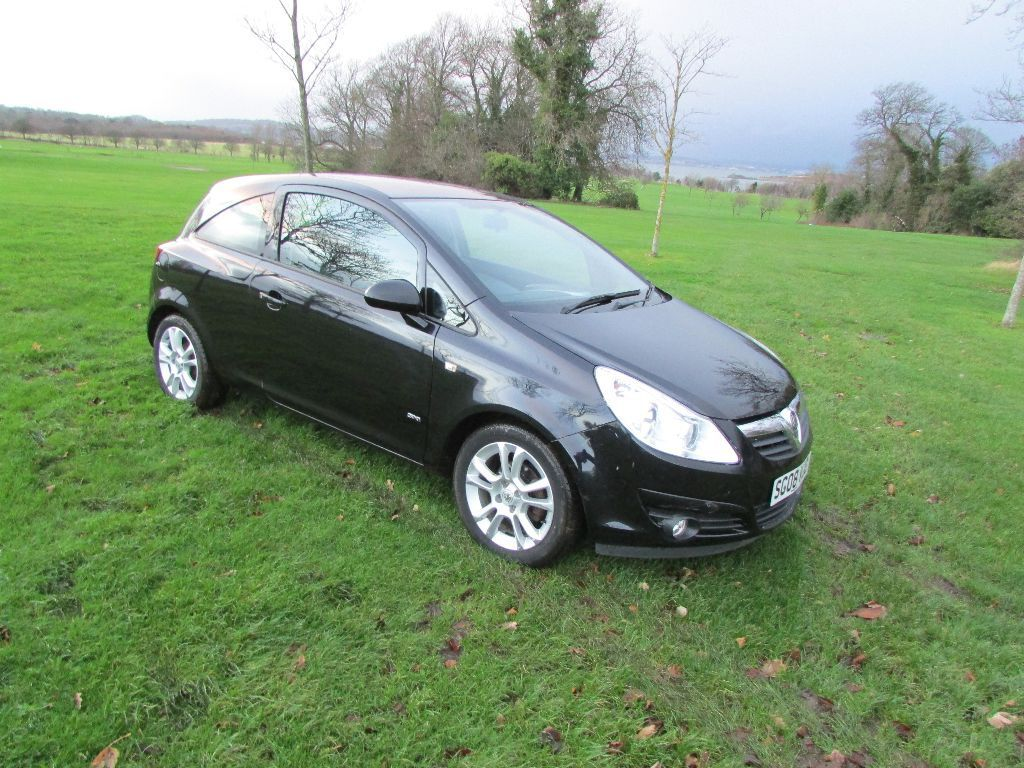 2008 vauxhall corsa vauxhall corsa 1 2 sxi 3dr petrol new mot in granton edinburgh gumtree. Black Bedroom Furniture Sets. Home Design Ideas