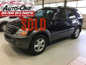 2008 Kia Sorento Luxury