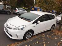 Toyota Prius Plus 5 seater 2013