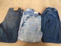 Men's Abercrombie & Fitch jeans XL
