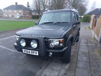 Land Rover Discovery Td5 pursuit