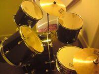 Pro Session Drums Set
