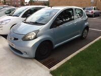 Great First car Toyota Aygo