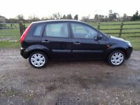 2008 Ford Fiesta Style Climate 1.25.Just 69k miles with FSH.