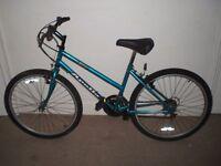 "Ladies/Womens Apollo Fever (16"" frame) Mountain Bike (will deliver)"