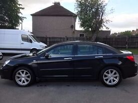 CHRYSLER SEBRING, 2008, GENUINE RELIABLE MOTOR, LOW MILEAGE, NEW CLUTCH AND BRAND NEW BATTERY