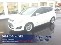 2014 Ford C-Max *One Owner Hatchback SEL *Leather *MoonRoof *Nav