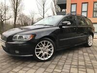 Volvo V50 2.4 D5 Sport Auto ++ RARE MODEL ++ IMMACULATE CONDITION