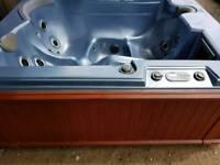 Elite spa 3 seater hot tub (13 amp)